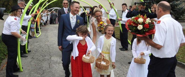 Hochzeit von Stefan und Bettina Kerschbaum